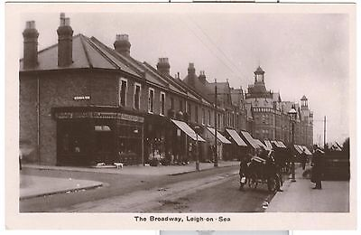 The Broadway, Leigh-on-Sea RP nr. Southend