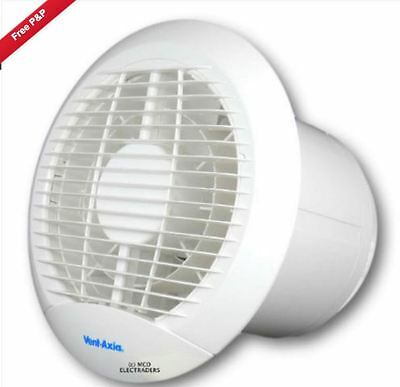Vent Axia 427313 Eclipse 150XP Round Extract Fan with Pull Cord NEW