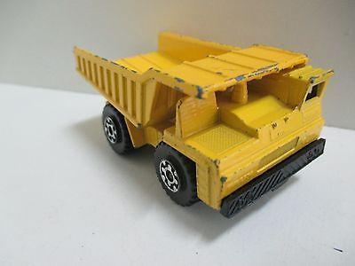 Matchbox Lesney No.58 Superfast Faun Dump Truck (4340)