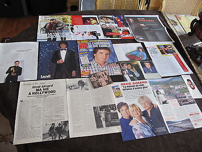 Rene Simard Rare French Clippings