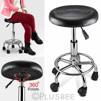 Adjustable Salon Stool Massage Beauty Hairdressing Barber Tattoo Manicure Chair