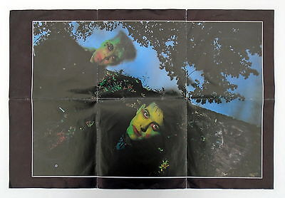 """The Cure ~ The Walk / The Dream 7"""" Poster Sleeve 45 ~ 1983 (UK) FICS18"""