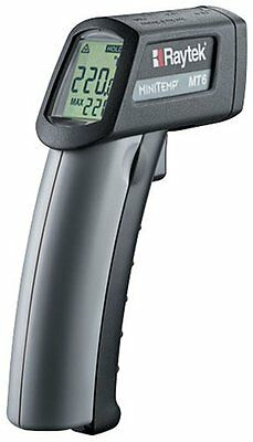 Raytek MT6UVB Infrared Thermometer Non-Contact w/Laser -20 to 932F - Minitemp