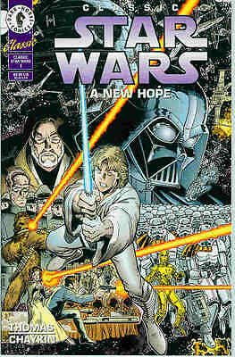 Classic Star Wars: A New Hope # 1 (of 2) (Howard Chaykin, 68 pages) (USA,1994)