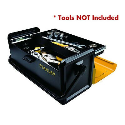 "Stanley STST19501 Auto Slide Drawer Metal Tool Box 19"" (1-Drawer)"