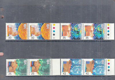 Medical Discoveries 1994 Unmounted Mint Pairs