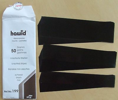 Unused 39 Hawid black stripes 10@6cm 15@4½cm & 14@3½ wide