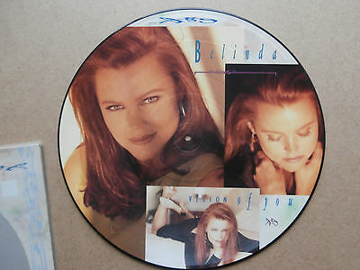"Belinda Carlisle - Vision Of You - 12"" Picture Disc"