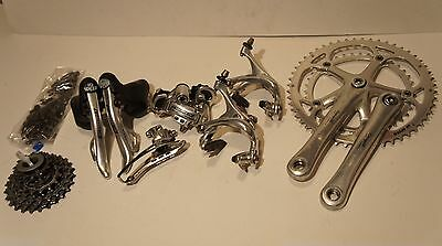 Campagnolo Chorus 10 Speed Double Ultra Drive ErgoPower Alloy Record Groupset