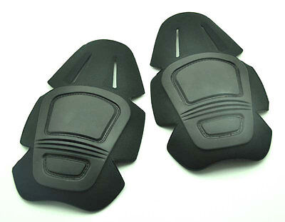 Brand New Black DP Style Tactical Knee Protective Pads Airsoft HT1311 HOT