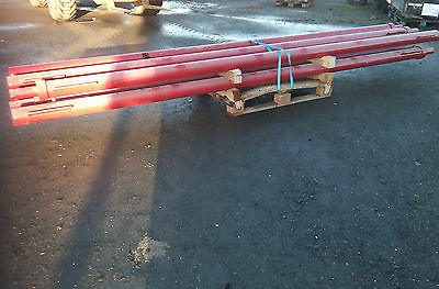 Hydraulic Ram 4.5 Metres Long - 75mm Rod - Suitable For Tilt and Slide Body