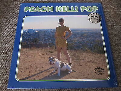 Peach Kelli Pop - Peach Kelli Pop Iii 3 - Vinyl Lp Album - New And Sealed