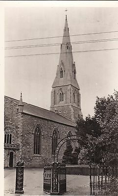 g irish postcard ireland kildare naas church of st david and our lady