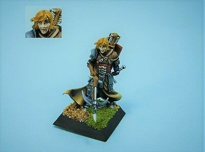 Confrontation painted miniature alahan Crossbowman (30 day listing)