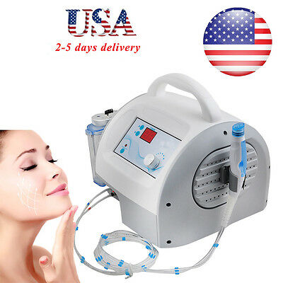 Facial Water Peeling Microdermabrasion Hydro Dermabrasion Facial Care + Warranty