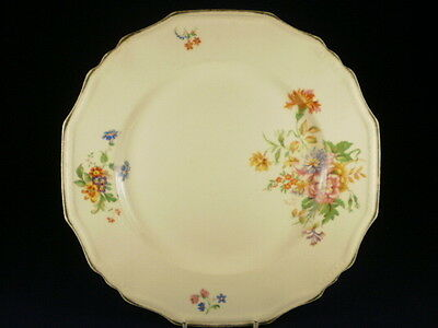 Alfred Meakin Brighton Floral Dinner Plate