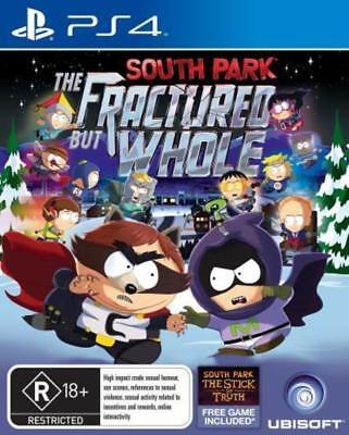 South Park The Fractured But Whole PS4 (PAL) New!