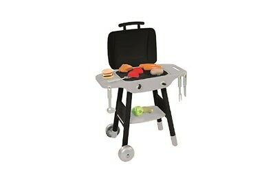 Smoby Toys 7600024497 - Großer Barbecue Gartengrill / Plancha Grill - Neu
