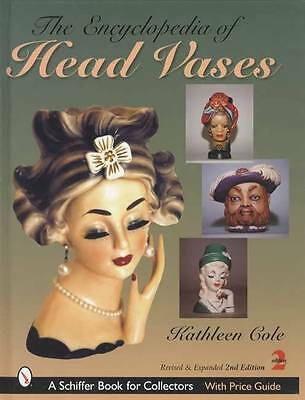 Vintage Lady Head Vases Collector Guide over 1000 Shown Enesco Napco Relpo Etc