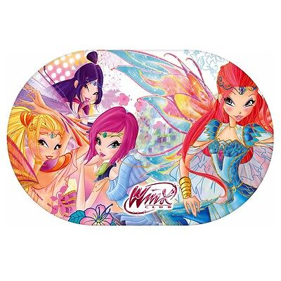 Winx Club - Bloomix - Table Placemat 28 x 42 cm