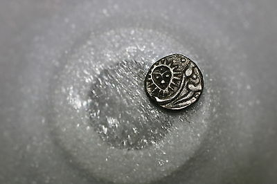 India Princely States Silver Old Coin A53 #5269