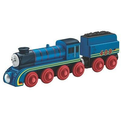 Thomas ei suoi Amici - Frieda locomotiva - Ferrovia in Legno - Mattel Thomas and