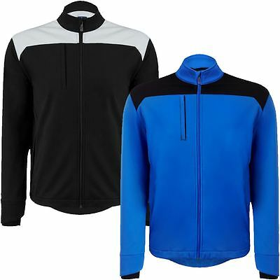 70% Off Rrp Callaway Wetter Soft Shell Winddichtes Thermal Herren Golf Jacket