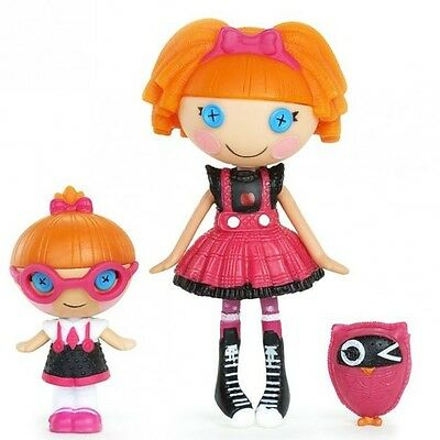 Lalaloopsy ™ - Mini Doll - Sisters Dolls - Bea Spells a lot and Specs Reads a lo