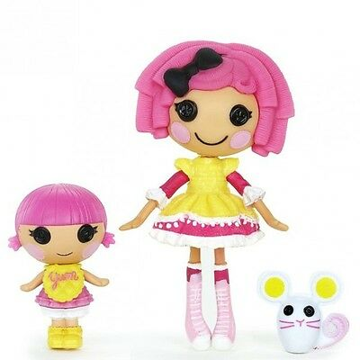 Lalaloopsy ™ - Mini Doll - Sisters Dolls - Sprinkle Spice Cookie and Crumbs Suga