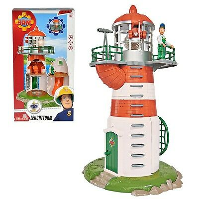 Fireman Sam - Lighthouse with Light, Sound & Character Mike