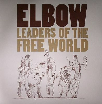 ELBOW - Leaders Of The Free World - Vinyl (gatefold 2xLP)