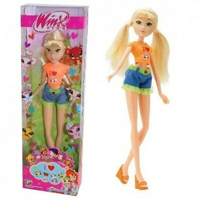 Winx Club - I love my pet - Stella Doll 28cm