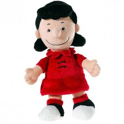 The Peanuts - Lucy plush stuffed figure, 30 cm