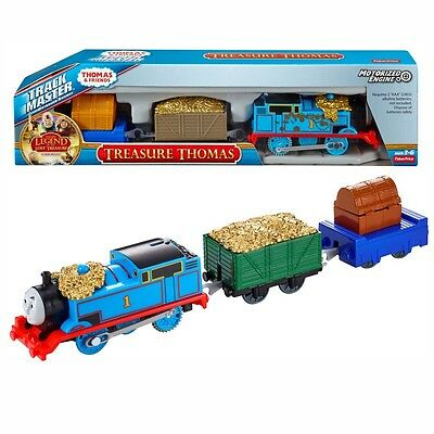 Thomas and Friends - Locomotive Treasure Thomas - Trackmaster Revolution Mattel