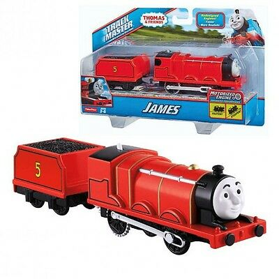 Thomas and Friends - Locomotive James - Trackmaster Revolution Mattel