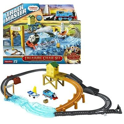 Thomas and Friends - Play Set Treasure Hunt - Trackmaster Revolution Mattel