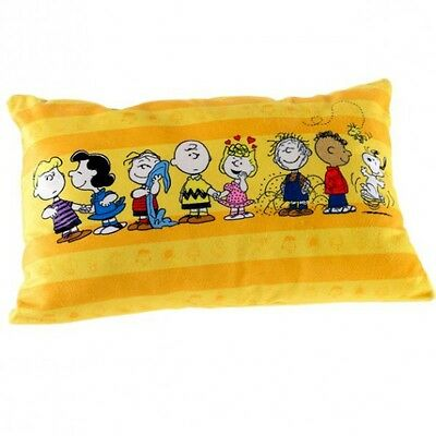 The Peanuts - Plush Cushion - Snoopy & Family, 40 x 24 cm