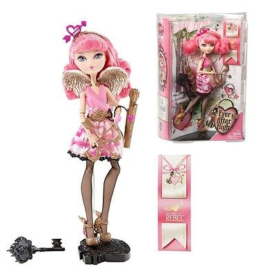 Ever After High Poupée - Rebel C.A. Cupidon