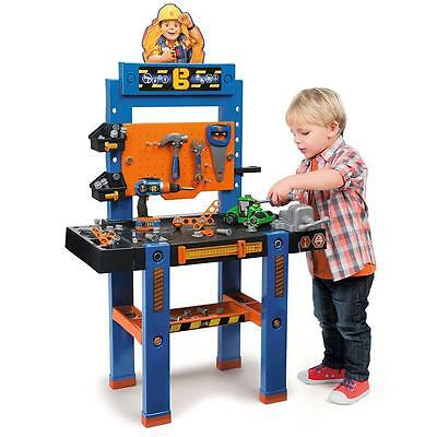 Bob the Builder - Large Workbench with Accessories