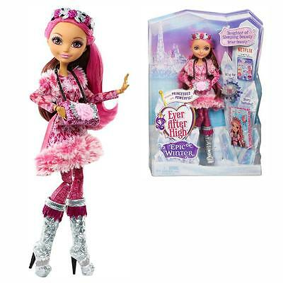 Ever After High Doll - Epic Winter Briar Beauty