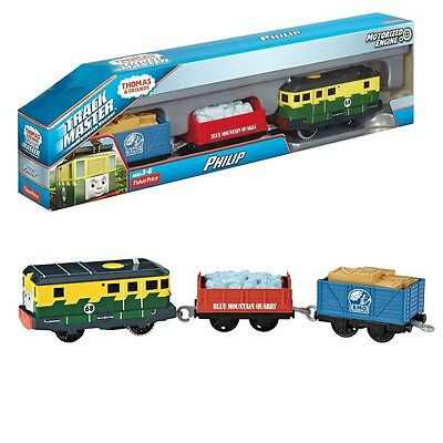 Thomas and Friends - Locomotive Philip Stonetransporttrain - Trackmaster Revolut
