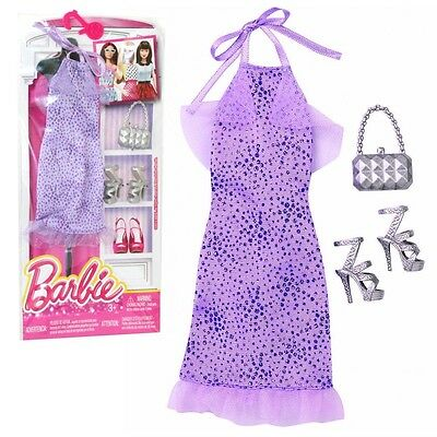 Barbie - Trend Fashion for Barbie Doll Clothes - Sun Dress Lavender