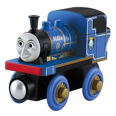 Thomas ei suoi Amici - Millie Locomotiva - Ferrovia in Legno - Mattel Thomas and