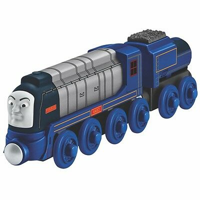 Thomas ei suoi Amici - Vinnie Locomotiva - Ferrovia in Legno - Mattel Thomas and