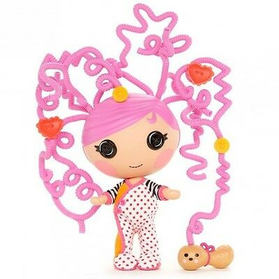 Lalaloopsy Littles - Silly Hair - Squirt Lil Top - Bambola Hairstyle 20cm