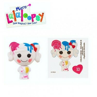 Lalaloopsy ™ - Micro World - Surprise Pack Series 2 - Muñeca 10