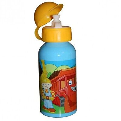 Bob el Constructor - Botellas de Aluminio de 400 ml - Bob the Builder