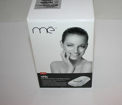 Iluminage Me Chic Professional Home Face & Body Hair Removal System - BNIB