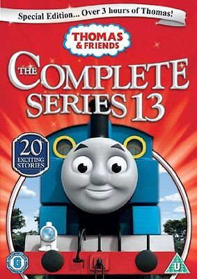 Thomas And Friends The Complete Series 13    Brand New Sealed Genuine Uk Dvd