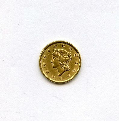 1851 $1 US Gold Dollar Type 1 Variety Choice AU And Close To UNC